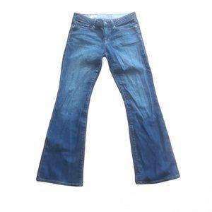 Gap Sext Boot 28/6 Dark Wash Denim Jeans